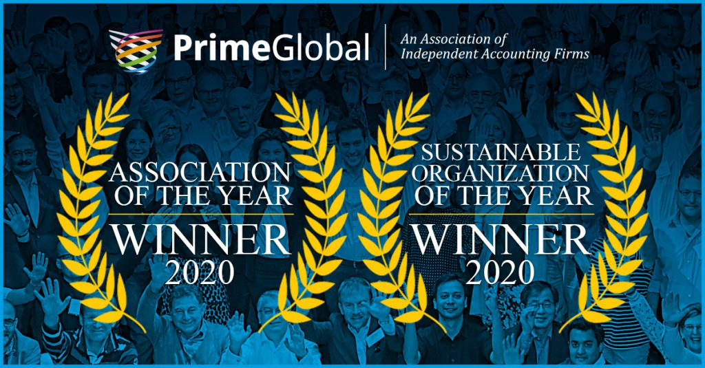 PrimeGlobal Association of the year
