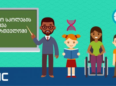 კერძო სკოლების კვლევა საქართველოში